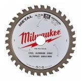 Milwaukee CSB P M körfűrészlap fémhez, 150/20/34