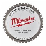 Milwaukee CSB P M körfűrészlap fémhez, 203/15.87/42
