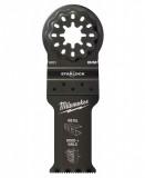 Milwaukee STARLOCK bemerülő Bi-Metal fűrészlap, 28 mm, 10db/csomag