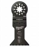 Milwaukee STARLOCK bemerülő Bi-Metal fűrészlap, 43 mm