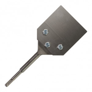 SDS-plus vésőszár, padlótisztító, 100x250 mm termék fő termékképe