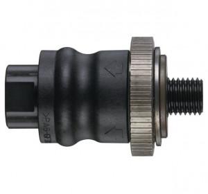 Milwaukee FIXTEC adapter, M18 x 2.5 szerszámbefogás, M16 fúrókorona befogás termék fő termékképe
