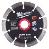 Milwaukee DUH gyémánt vágótárcsa, Ø125 mm