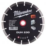 Milwaukee DUH gyémánt vágótárcsa, Ø230 mm