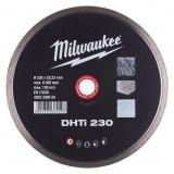 Milwaukee DHTI gyémánt vágótárcsa, turbo, Ø230 mm