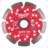Milwaukee Speedcross HUDD gyémánt vágótárcsa, Ø125 mm