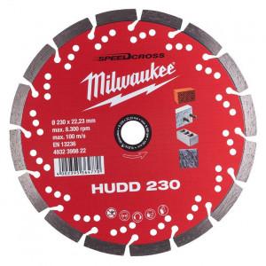 Milwaukee Speedcross HUDD gyémánt vágótárcsa, Ø230 mm termék fő termékképe