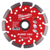Milwaukee Speedcross AUDD gyémánt vágótárcsa, Ø150 mm