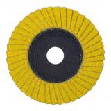SLC 50/125 CERA TURBO™ lamellás csiszolótárcsa kerámia szemcsékkel, Ø125 mm