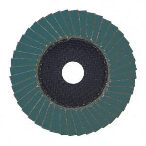 SL 50/125 CERA TURBO™ lamellás csiszolótárcsa cirkónium szemcsékkel, P80, Ø125 mm, 10 db/csomag termék fő termékképe