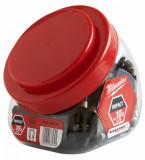 """Milwaukee Shockwave Impact Duty™ mágneses bittartó 1/4"""" Hex befogással, 60 mm, 100db/csomag"""