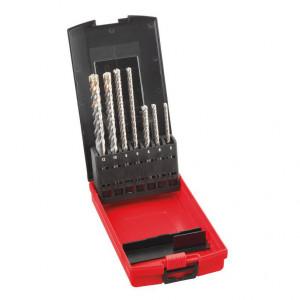 MX4 SDS-plus 4-élű fúrószár készlet, 7 darabos termék fő termékképe