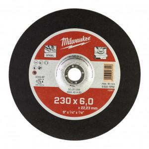 WSG27 STANDARD csiszolókorong fémhez, 230x6.0 mm termék fő termékképe