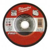 Milwaukee SC 42/180 PRO+ fémvágó tárcsa, hajlított, 180x3.0 mm