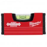 Milwaukee Minibox vízmérték, 10 cm