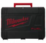 Milwaukee Heavy Duty 1 koffer univerzális szivacs betéttel, FUEL felirattal