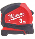 Milwaukee Pro Compact mérőszalag, 3 m / 16 mm
