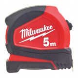 Milwaukee Pro Compact mérőszalag, 5 m / 25 mm