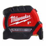 Milwaukee Mágneses mérőszalag, GEN III, 5 m  / 27 mm
