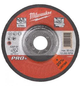 SG 27 / 150 PRO+ csiszolókorong fémhez, hajlított, 150x7.0 mm termék fő termékképe