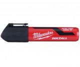 Milwaukee INKZALL™ jelölő filc, XL, 14.5 mm vágott hegy, fekete