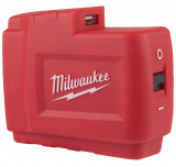 Milwaukee M18™ 2.1A USB-vezérlő (M18 USB PS HJ2) M12™ fűthető kabátokhoz