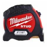 Milwaukee STUD™ mágneses mérőszalag, 5 m / 16 láb / 33 mm