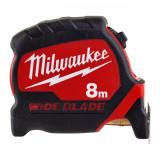 Milwaukee Széles prémium mérőszalag, 8 m  / 33 mm