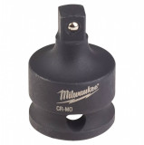 "Milwaukee Dugókulcs átalakító adapter, gépi, 3/8"" - 1/2"", 37 mm"