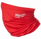 Milwaukee NGFM-R nyakvédő és szájmaszk, piros