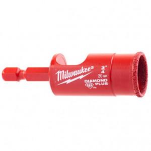 Diamond Plus™ nedves / száraz lyukfúró, Ø20 mm termék fő termékképe