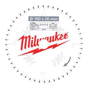 Milwaukee CSB P W körfűrészlap 160/20/48ATB termék fő termékképe