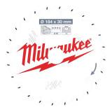 Milwaukee CSB P W körfűrészlap 184/30/24ATB