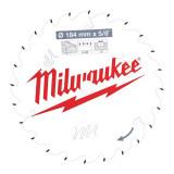 Milwaukee CSB P W körfűrészlap 184/15.87/24ATB