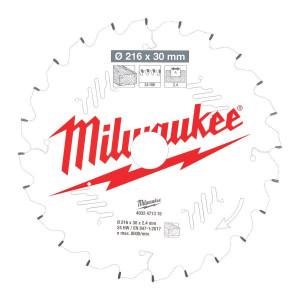 Milwaukee CSB MS W körfűrészlap 216/30/24ATB termék fő termékképe
