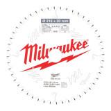 Milwaukee CSB MS W körfűrészlap 216/30/48ATB