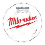 Milwaukee CSB MS W körfűrészlap 305/30/100ATB