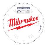 Milwaukee CSB MS Alu körfűrészlap 305/30/96TF