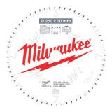 Milwaukee CSB MS W körfűrészlap 250/30/60ATB