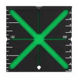 Milwaukee HI-VIST jó láthatóságú lézer céltárgy lemez