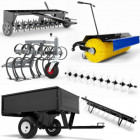 Husqvarna traktor, rider és hótoló tartozékok