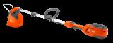 Husqvarna 115iL akkumulátoros szegélyvágó (1 x 4.0 Ah Li-ion akkuval)