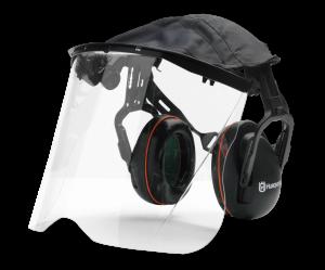 Husqvarna Hallásvédő Perspex arcvédővel termék fő termékképe