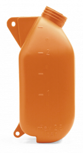Olajkanna cső nélkül, 2.5 l termék fő termékképe