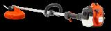 525LK benzinmotoros szegélyvágó, szétszedhető szárú