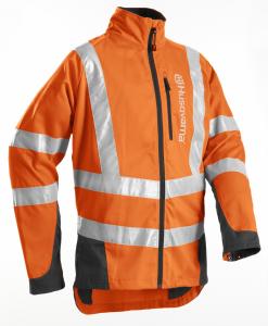 Husqvarna Classic jól láthatósági kabát termék fő termékképe