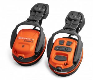 Husqvarna Hallásvédő Bluetooth funkcióval (sisakra szerelhető) termék fő termékképe