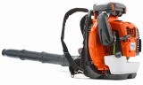 580BTS benzinmotoros háti lombfúvó