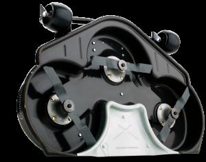 Combi 112 cm vágóasztal fűgyűjtős riderhez termék fő termékképe