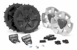 Kerékkészlet lejtős talajhoz, Automower 310 és 315 készülékekhez termék fő termékképe
